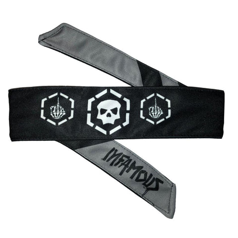Infamous - Skeleton Squad - Headband - New Breed Paintball & Airsoft