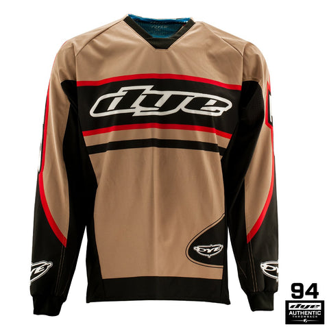 Throwback Flow Jersey - Tan - New Breed Paintball & Airsoft