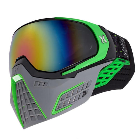 KLR Goggle Slate (Black/Green) - New Breed Paintball & Airsoft