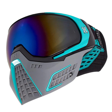 KLR Goggle Slate (Black/Teal) - New Breed Paintball & Airsoft
