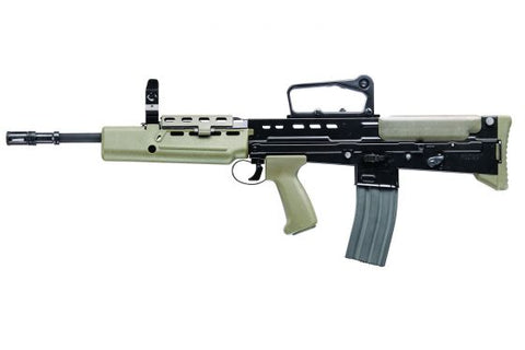 L85 A1 ETU-Black/OD - New Breed Paintball & Airsoft