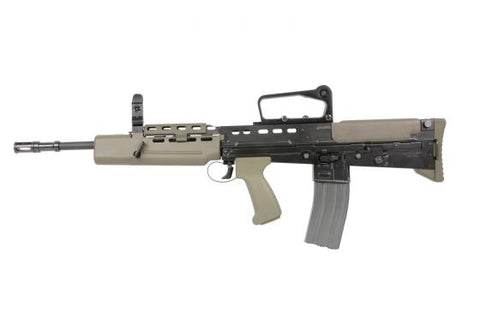 L85 A2 ETU-Black/OD - New Breed Paintball & Airsoft