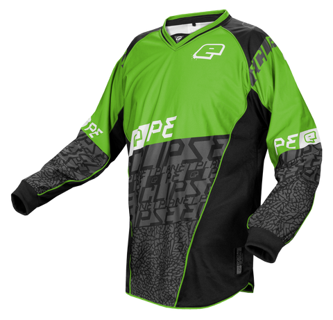 Eclipse FANTM Jersey - Lizard Black
