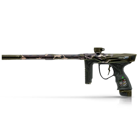 DYE M3+ PGA Woodland - New Breed Paintball & Airsoft