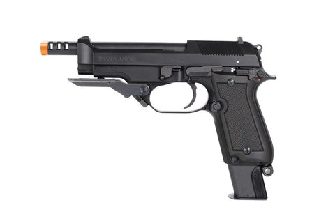 KWA M93R II NS2 Select Fire GBB Pistol - Black