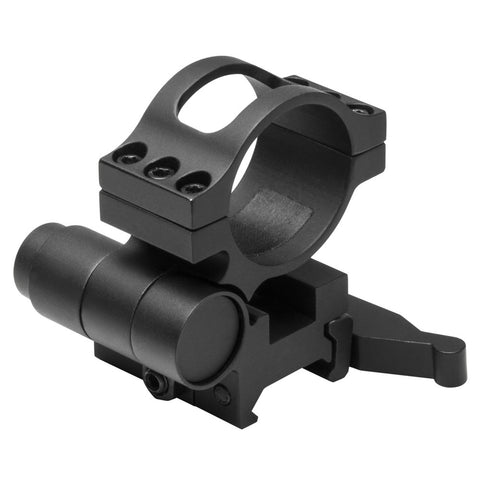NcStar 30mm Flip to Side Magnifier Mount - Black