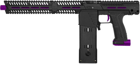 Planet Eclipse EMEK EMF100 - Purple Heart- Mag Fed Paintball Marker