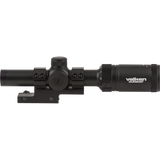 Valken Compact AR Scope 1-4X20 with Offset Mount