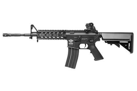 CM16 Raider Long-Black - New Breed Paintball & Airsoft