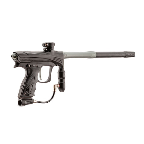 DYE Rize CZR - Black with Gray - New Breed Paintball & Airsoft