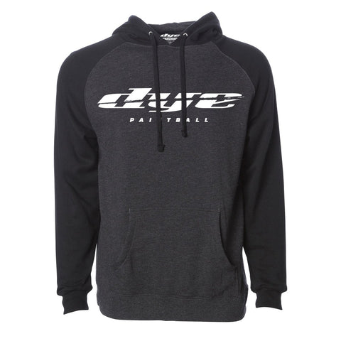 Hoodie Sliced - Charcoal / Black - New Breed Paintball & Airsoft