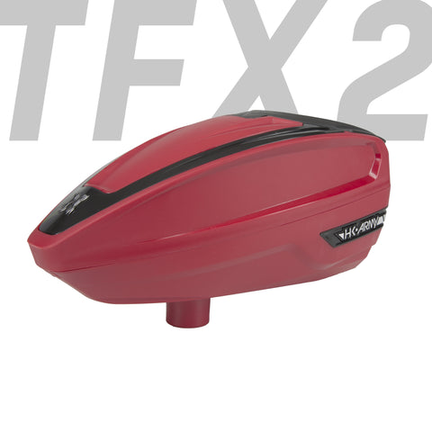 TFX 2 Loader - Red/Black - New Breed Paintball & Airsoft