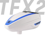 TFX 2 Loader - White/Blue - New Breed Paintball & Airsoft