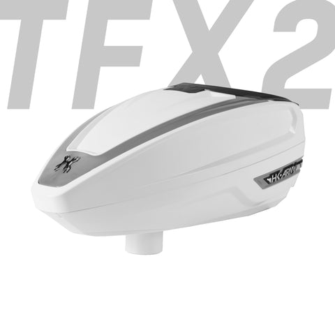 TFX 2 Loader - White/Gray - New Breed Paintball & Airsoft