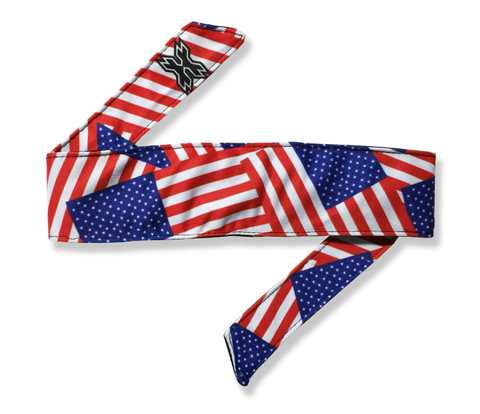 USA H Headband - New Breed Paintball & Airsoft