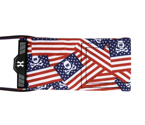 USA Flag - Barrel Condom - New Breed Paintball & Airsoft