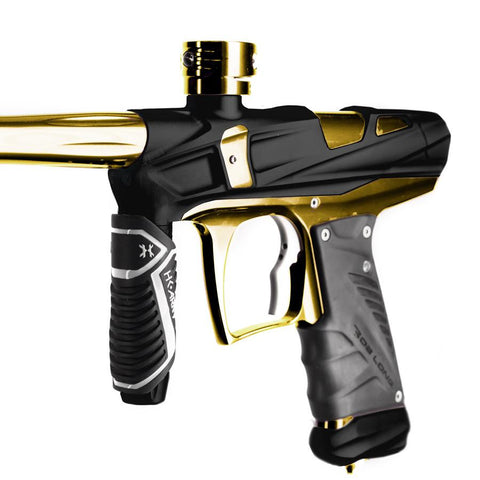 VCOM - Dust Black / Polish Gold (Pre-Order) - New Breed Paintball & Airsoft