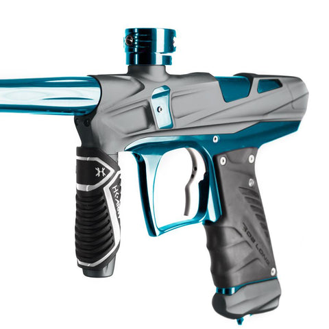 VCOM - Dust Graphite / Polish Aqua (Pre-Order) - New Breed Paintball & Airsoft