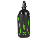 Vice 48ci Tank Cover - Black/Green