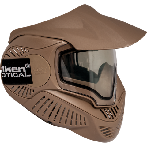 Valken MI-7 Dual Pane Thermal Mask - Tan