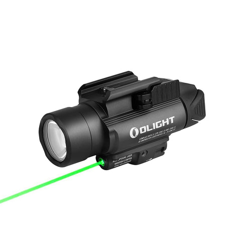 Olight Baldr Pro - Black - Rail Mounted Laser Flashlight