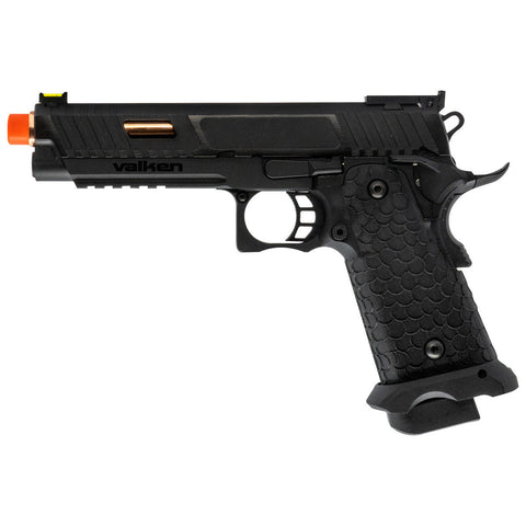 Valken HICAPA CO2 Blowback Airsoft Pistol