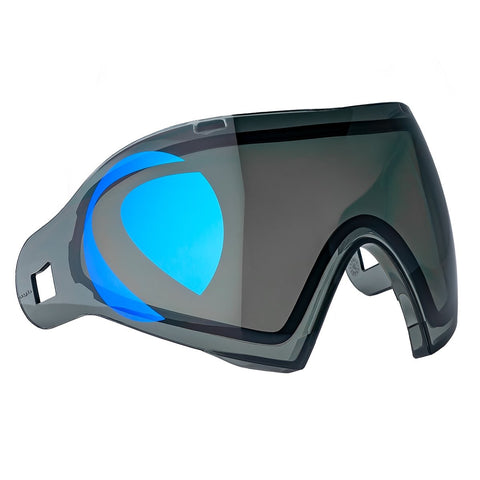 i4/i5 Thermal Lens - DYEtanium 2D Sphere Smoke/Blue Ice - New Breed Paintball & Airsoft