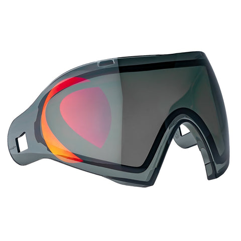 i4/i5 Thermal Lens - DYEtanium 2D Sphere Smoke/Northern Fire - New Breed Paintball & Airsoft