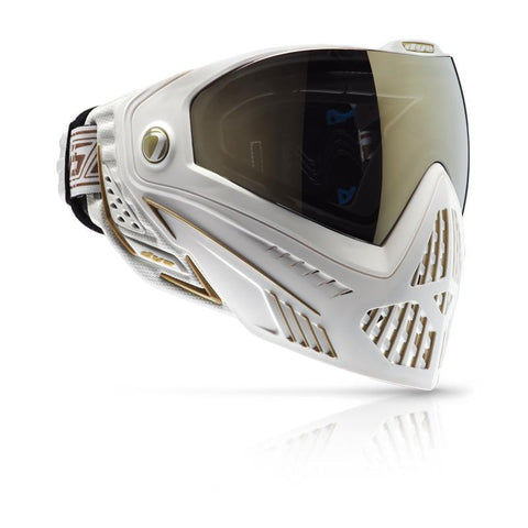 DYE i5 Goggle - White/Gold - New Breed Paintball & Airsoft