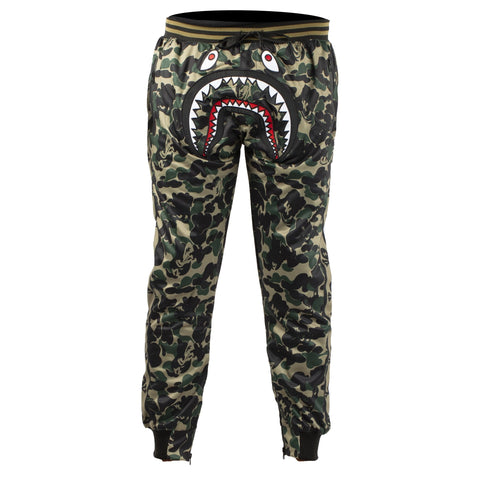 Shark Camo - Track Jogger Pants - New Breed Paintball & Airsoft
