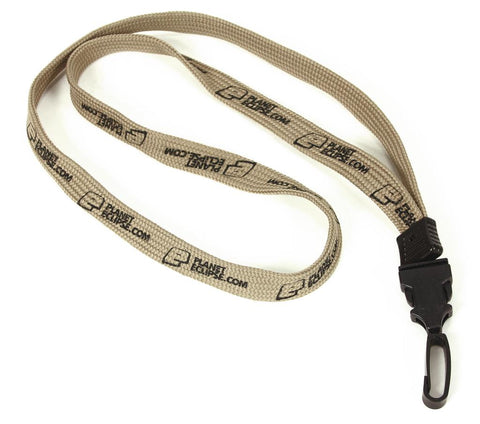Planet Eclipse Comfort Lanyard - Brown/Black