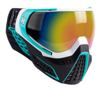KLR Goggle Mist (White/Teal - Fusion Lens) - New Breed Paintball & Airsoft