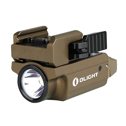 Olight PL-MINI 2 Valkyrie - Desert Tan - Rail Mounted Flashlight