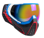 KLR Goggle RLGN (Blue/Red/White - Fusion Lens) - New Breed Paintball & Airsoft