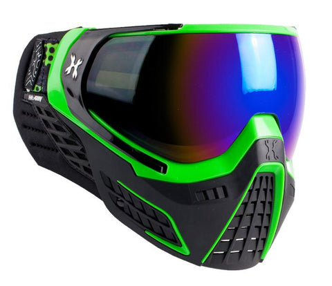 KLR Goggle Slime (Green/Black - Cobalt Lens) - New Breed Paintball & Airsoft