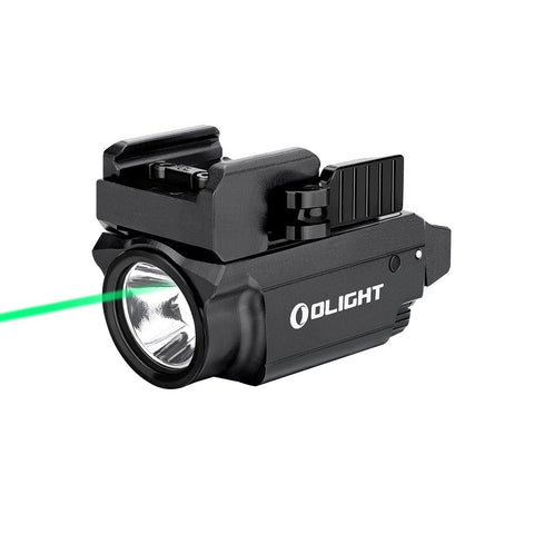 Olight Baldr Mini - Black - Rail Mounted Laser Flashlight