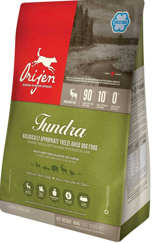 Orijen Tundra (Freeze Dried)