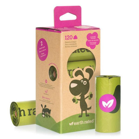 Earth Rated PoopBags Dog Waste Bags (Scented)