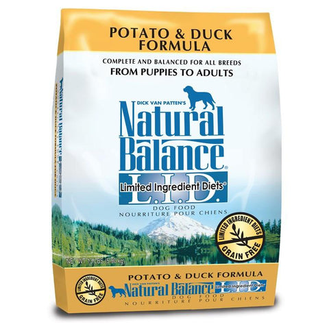 Natural Balance Potato & Duck