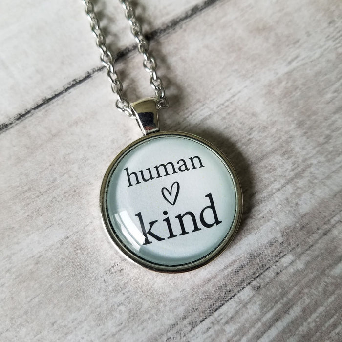 Humankind - Pendant Necklace