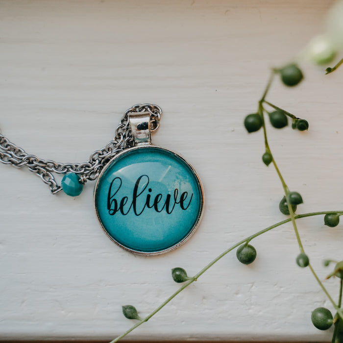 Believe - Pendant Necklace