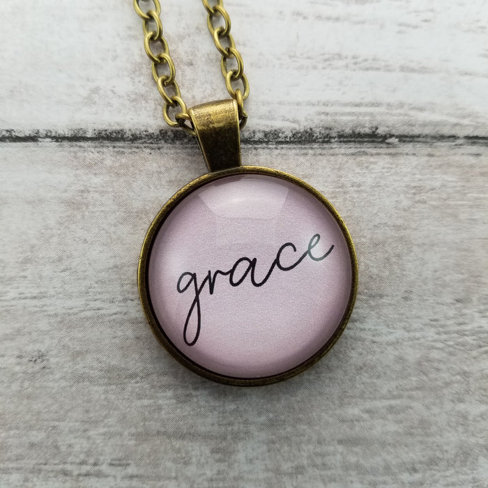 Grace - Pendant Necklace