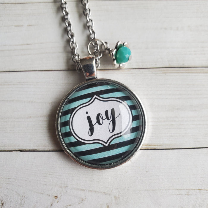 Joy - Pendant Necklace