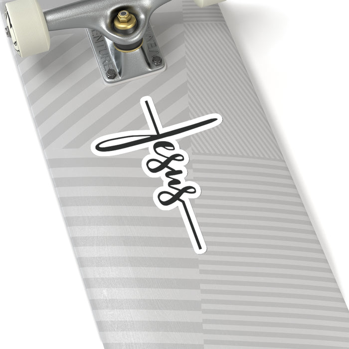 Jesus (Cross) - Sticker