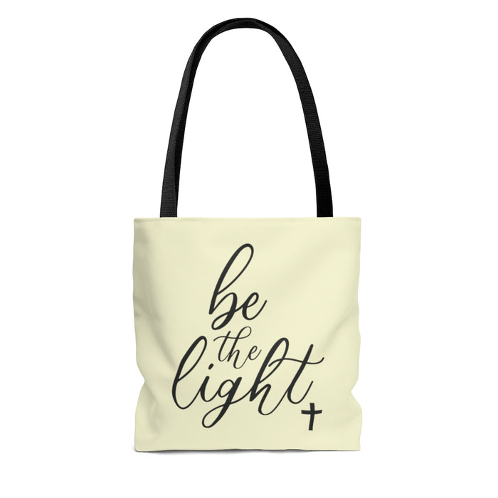 Be the Light - Tote Bag