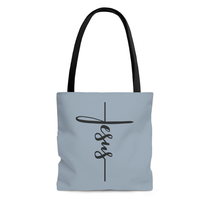 Jesus (Cross) - Tote Bag