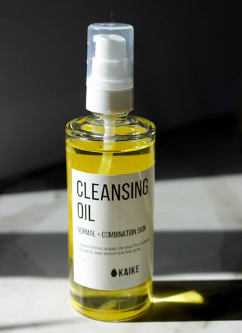 kaki cleansing oil