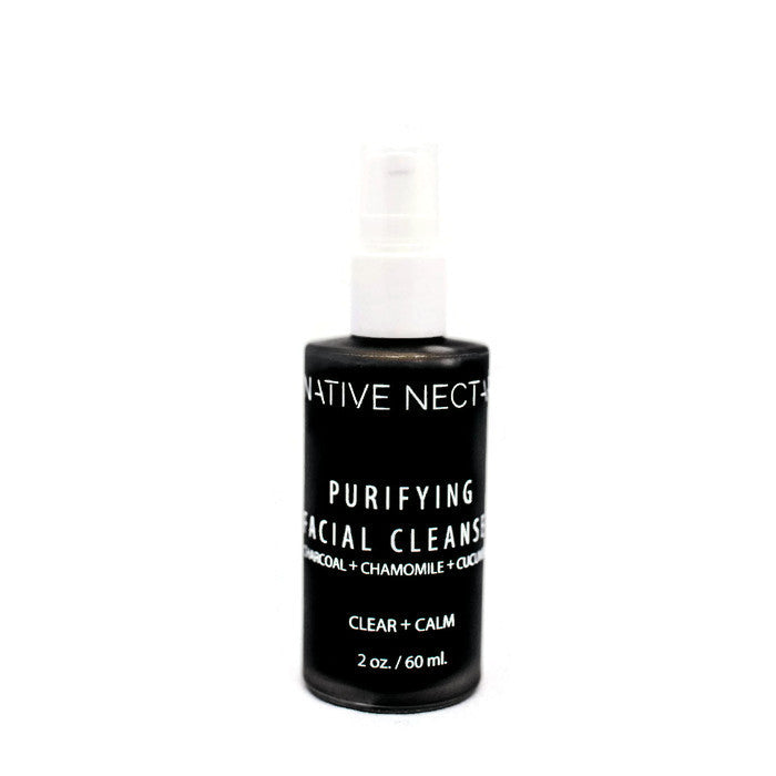 Native Nectar Botanicals - Purifying Charcoal Cleanser