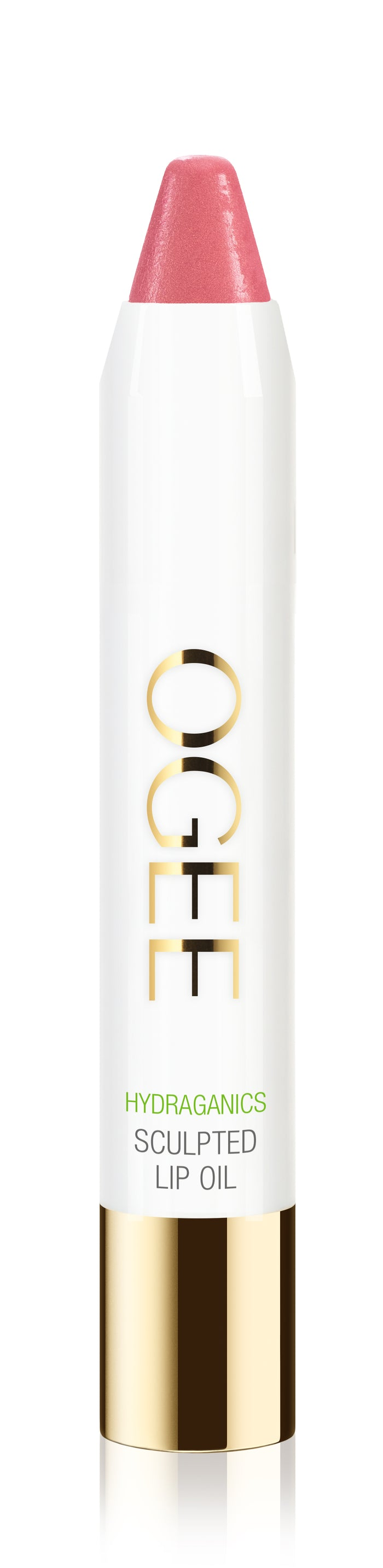 Ogee - Tinted Sculpted Lip Oil - Camellia