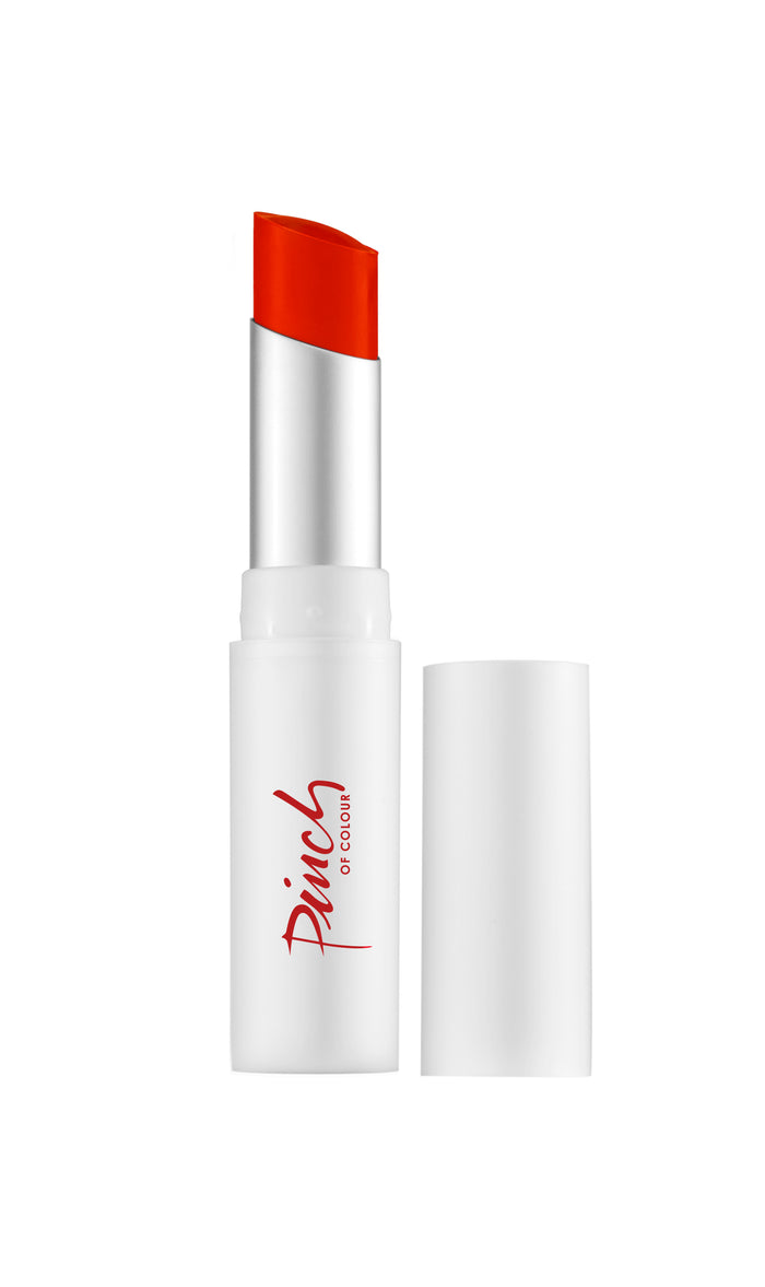 Pinch of Colour - Matte Velvet Waterless Lip Colour - Poppy